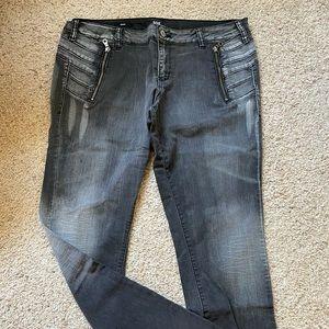 Women's sAna skinny jeans